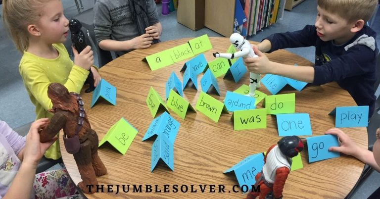 7 Best Online Word Games for Kids - The Jumble Solver