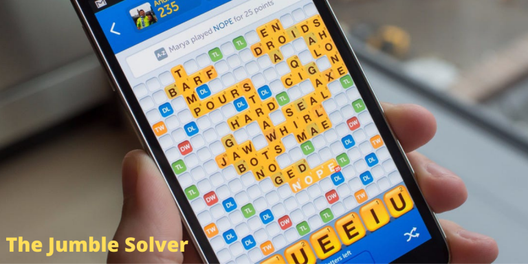 Best Word Games For Android